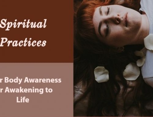Inner Body Awareness allows You to Awaken the Force Within