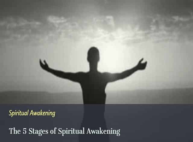 5 stages of spiritual awakening