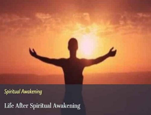 Life after Spiritual Awakening is Integation with Love