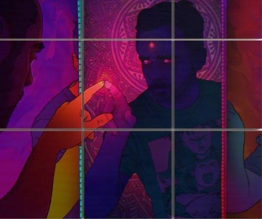 root chakra healing involves integrating the personal shadow