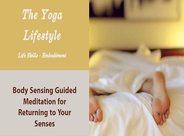 body sensing guided meditation