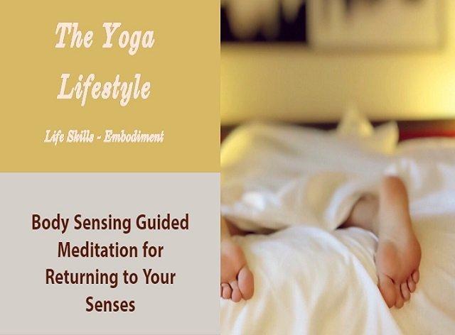 body sensing guided meditation