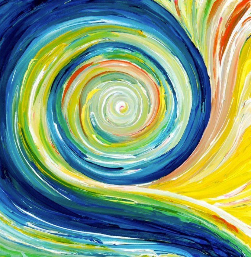 what is a chakra - a wheel of energy