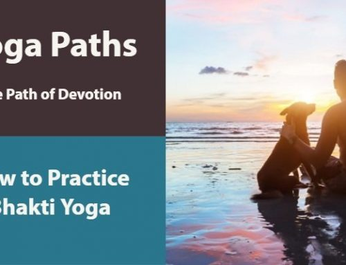 How to Practice Bhakti Yoga by Falling in Love