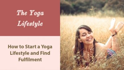 how to start a yoga lifestyle