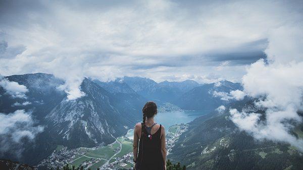 spiritual awakening as the absence of fear