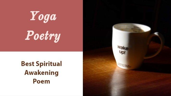 spiritual awakening poem