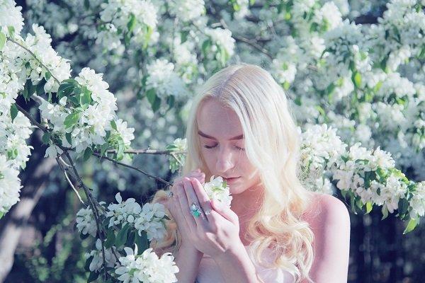 spiritual perfume