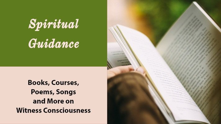 books about witness consciousness