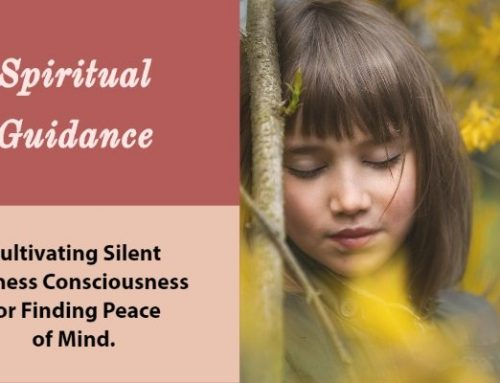Effortless Silent Witness Consciousness for Peace of Mind