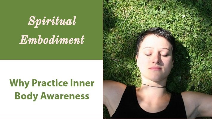 practice inner body awareness