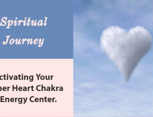 Higher Heart Chakra Healing is the Great Quest-I-On