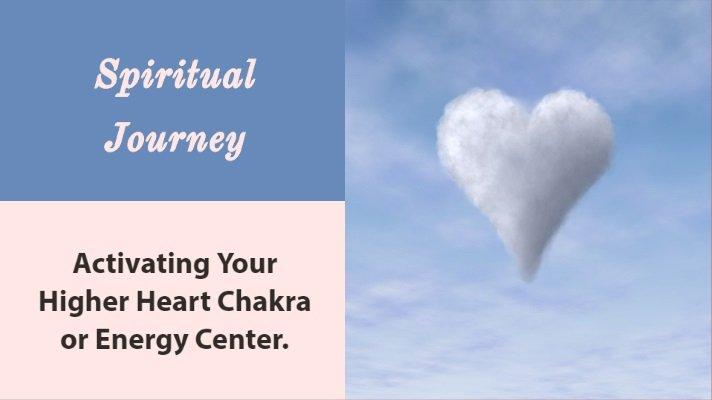 higher heart chakra healing