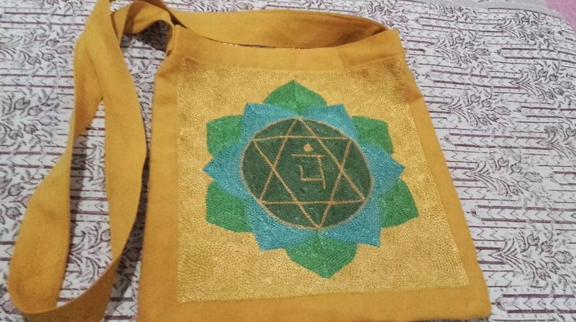 heart chakra bag for life