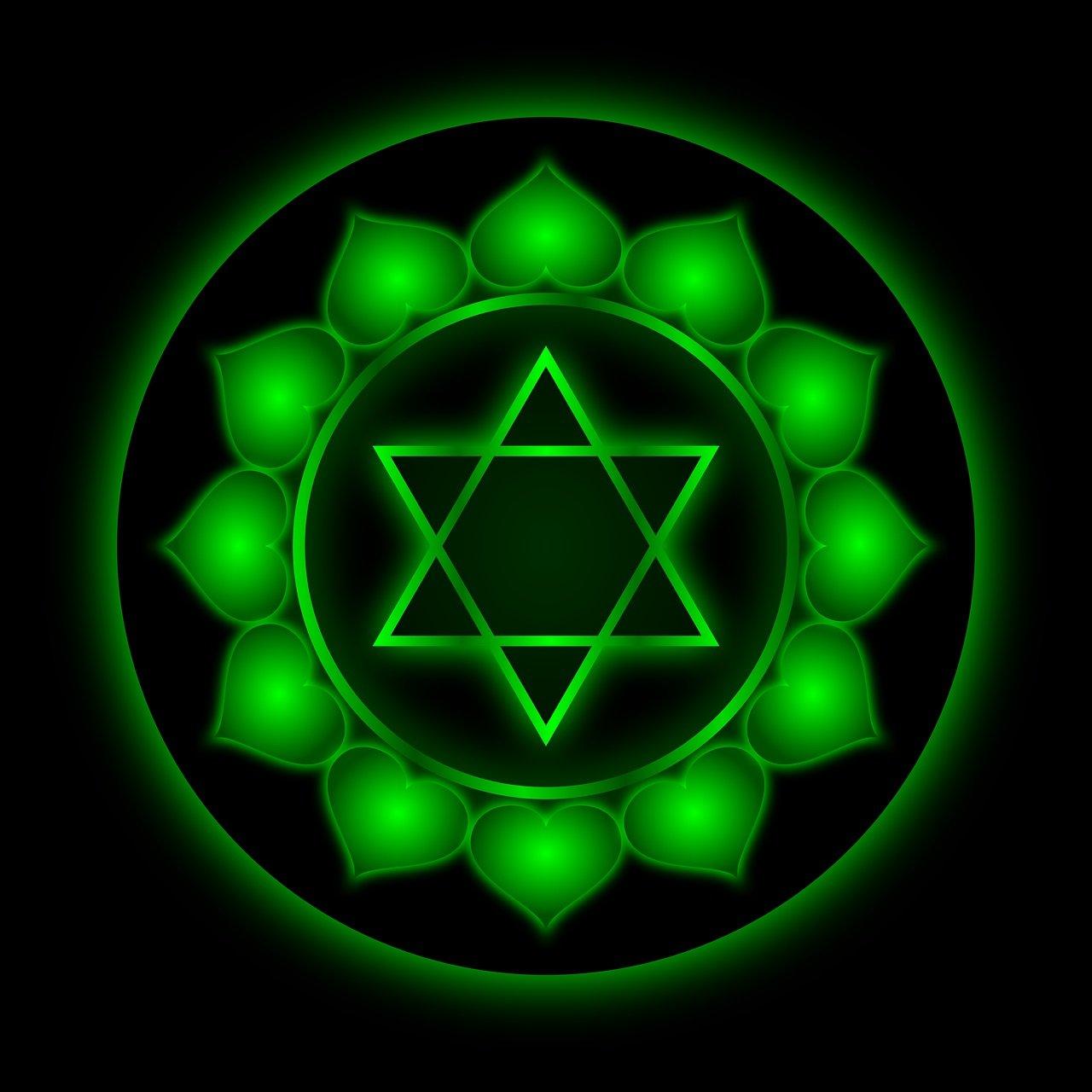 symbol for heart chakra