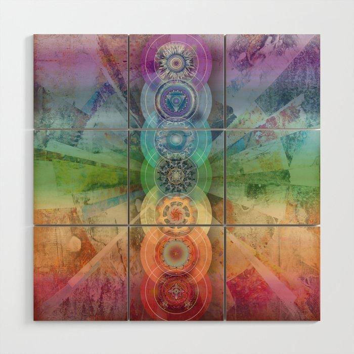 chakra healing art