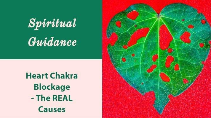 heart chakra blockage