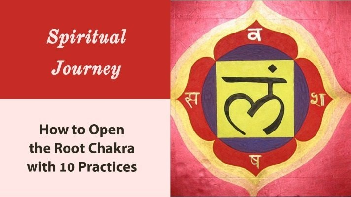 how to open the root chakra