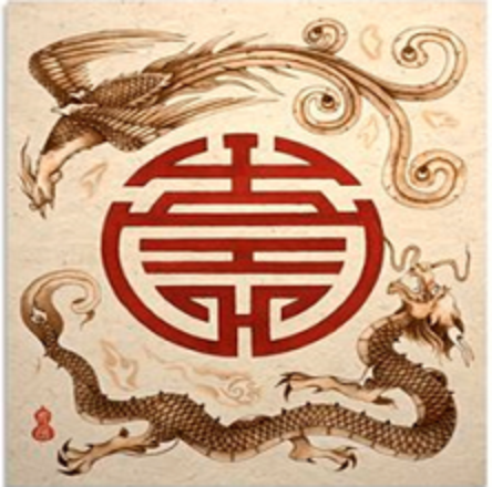 money chakra symbol