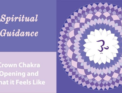 Crown Chakra Opening and What it Feels Like