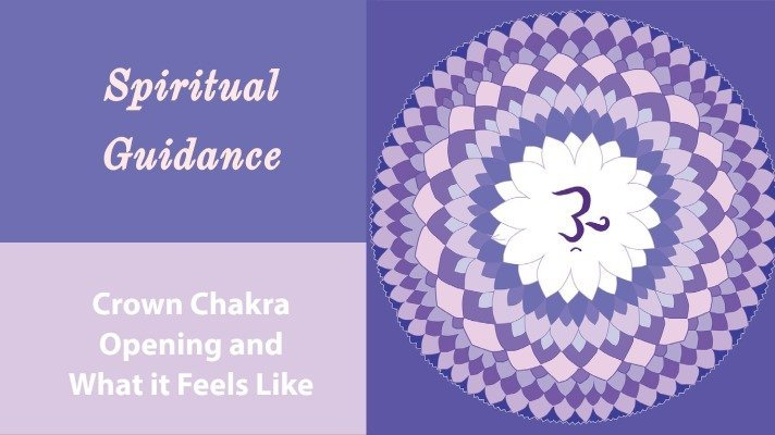 crown chakra opening