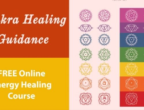 Free Online Energy Healing Course – The Way of Chakra Healing