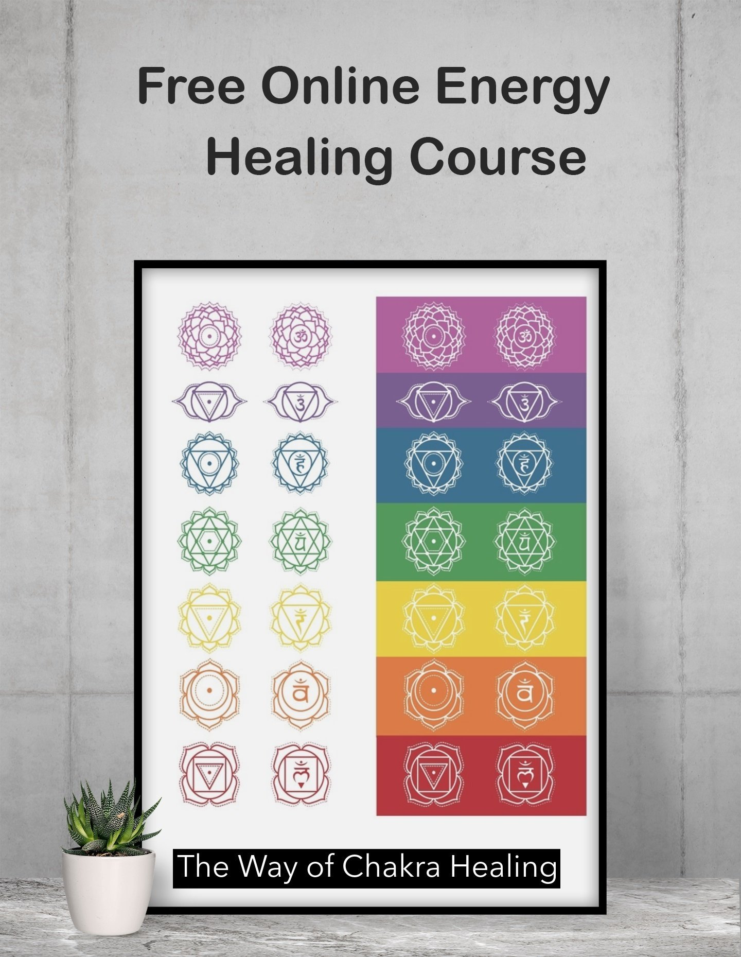 free energy healing courses