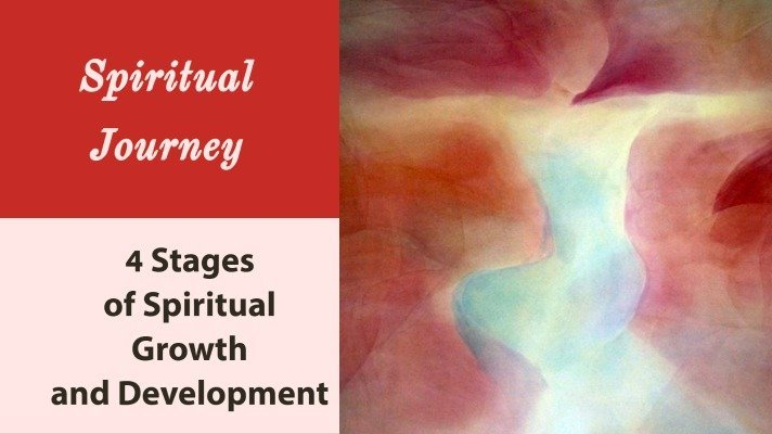 4 stages of spiritual growth