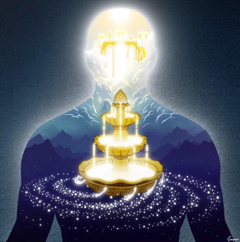 chakra healing path