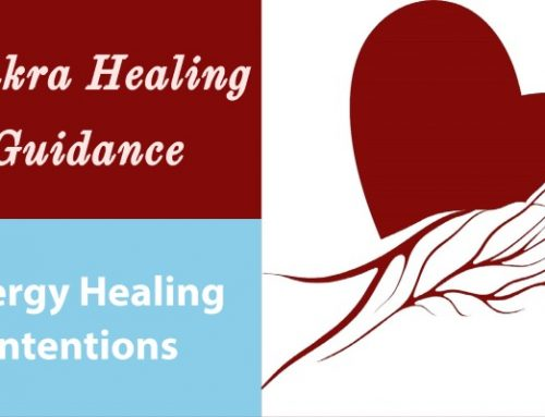 Energy Healing Intentions and Creating a Sacred Space