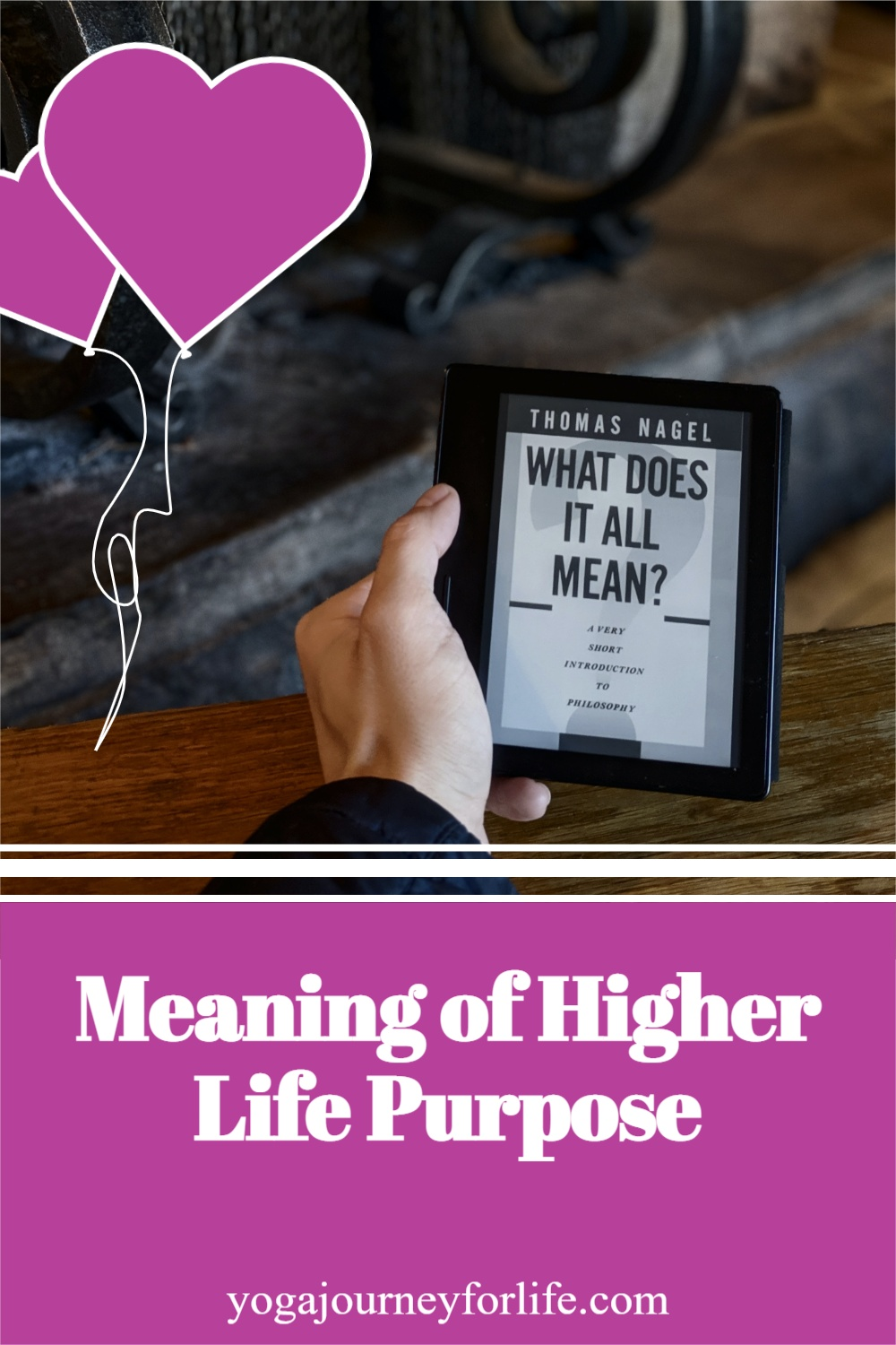 higher life purpose meaning