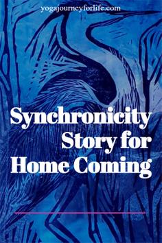 synchronicity story