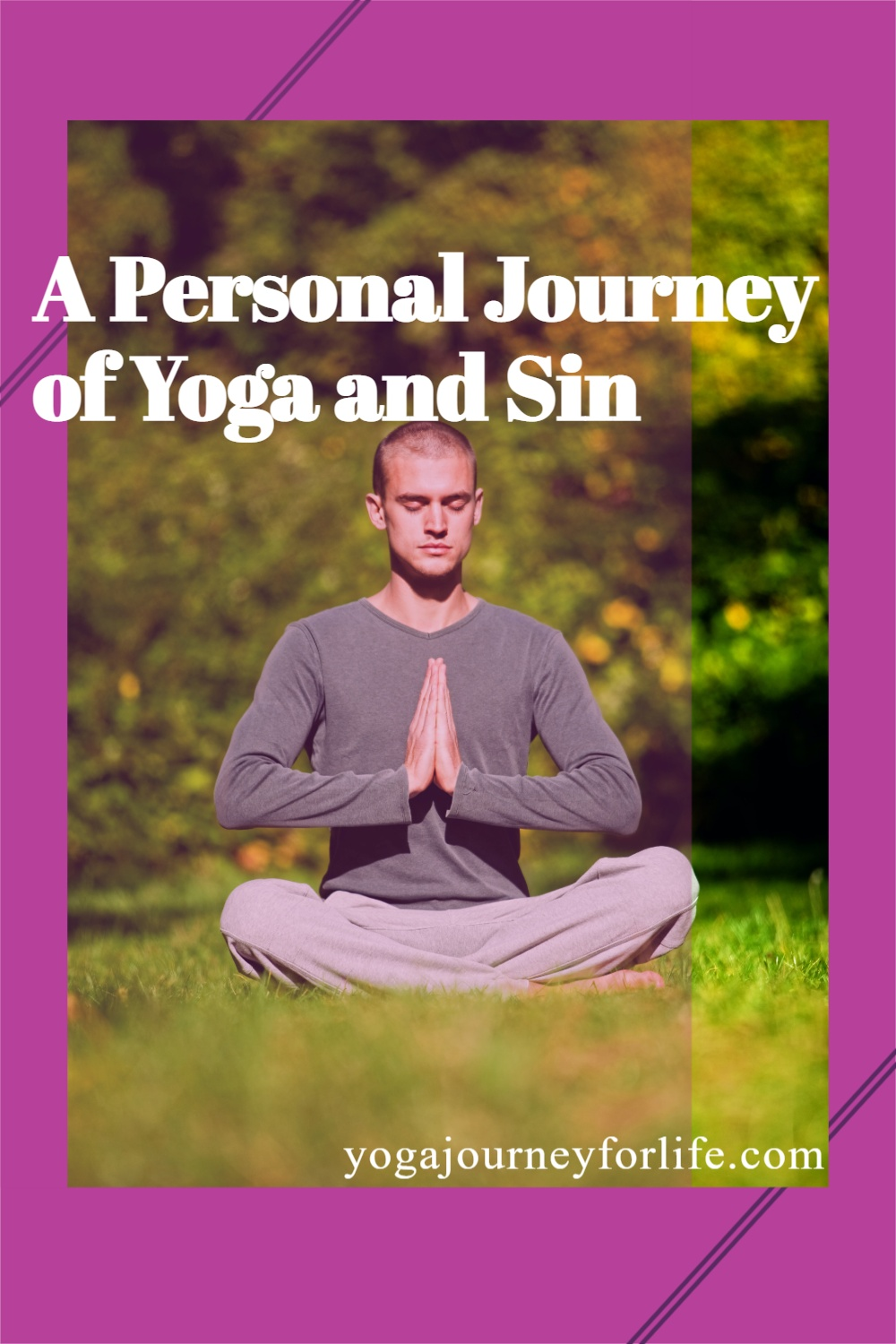 is yoga sinful