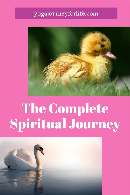 symbols of the journey of awakening