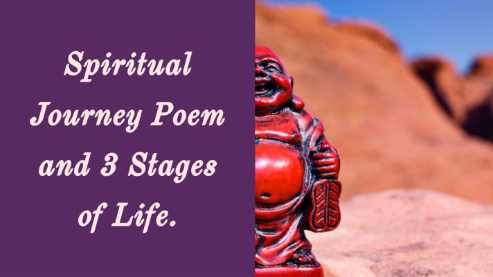 spiritual journey poems