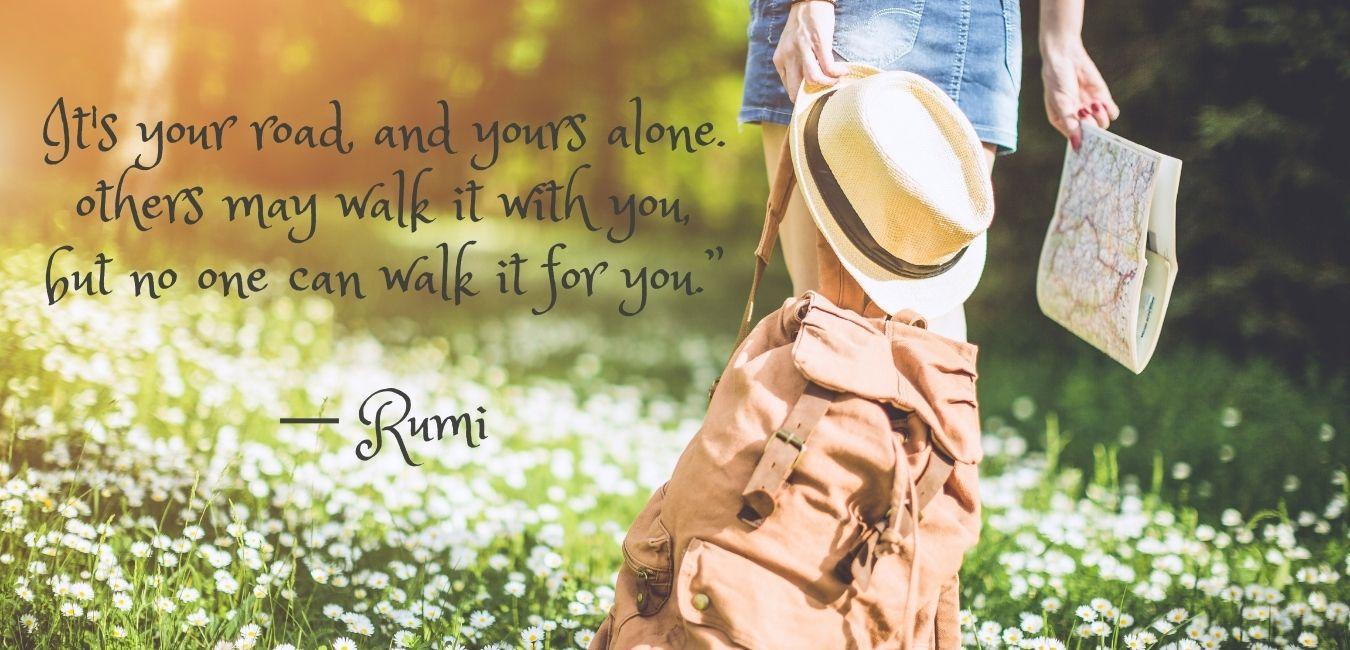 spiritual journey quote