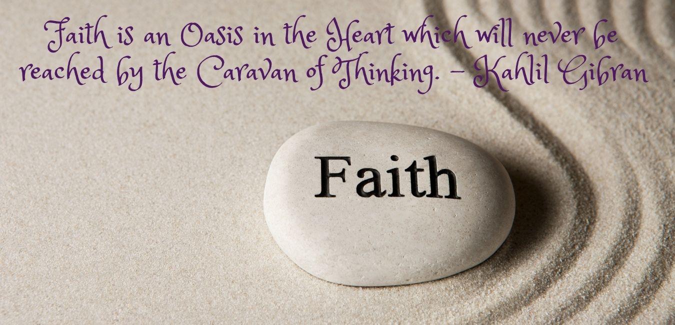 spiritual journey and faith