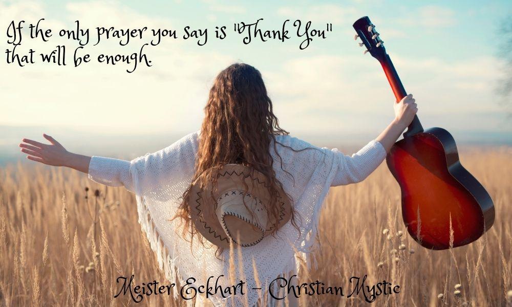 listening prayer