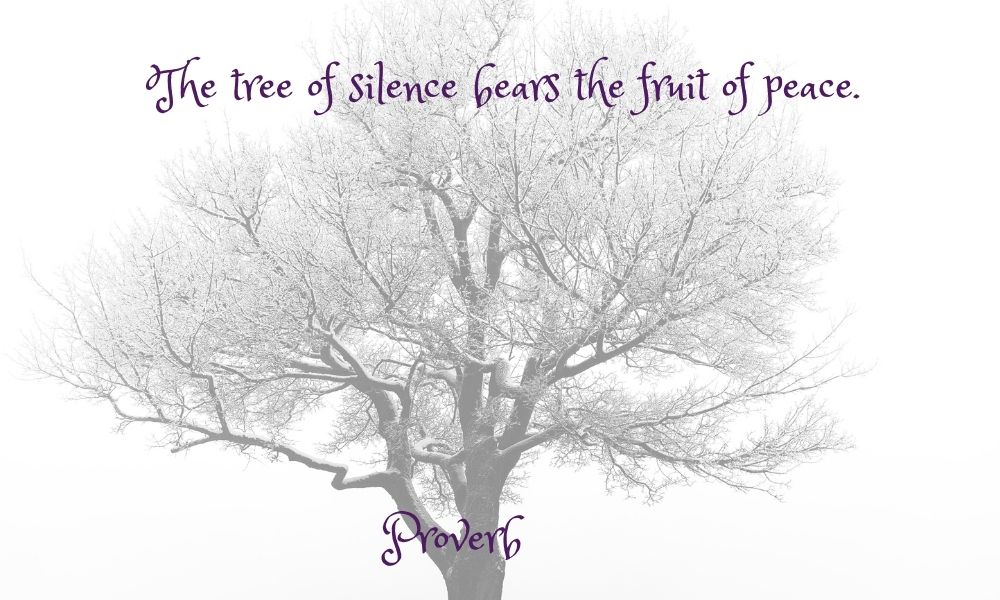 benefits of silence and solitude
