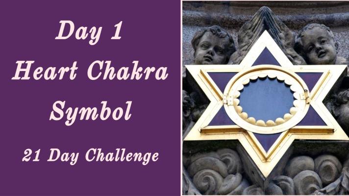 heart chakra symbol meaning
