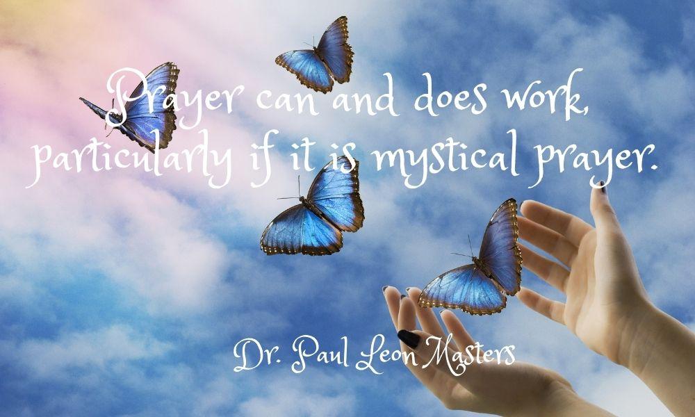 mystical prayer