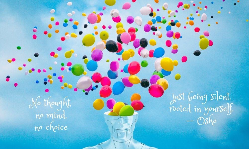 no mind