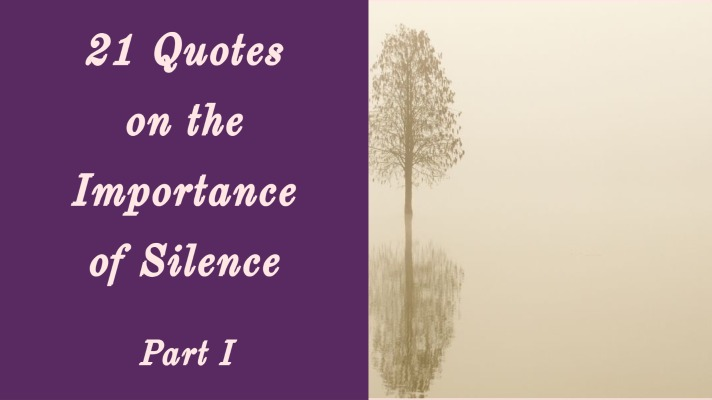 importance of silence