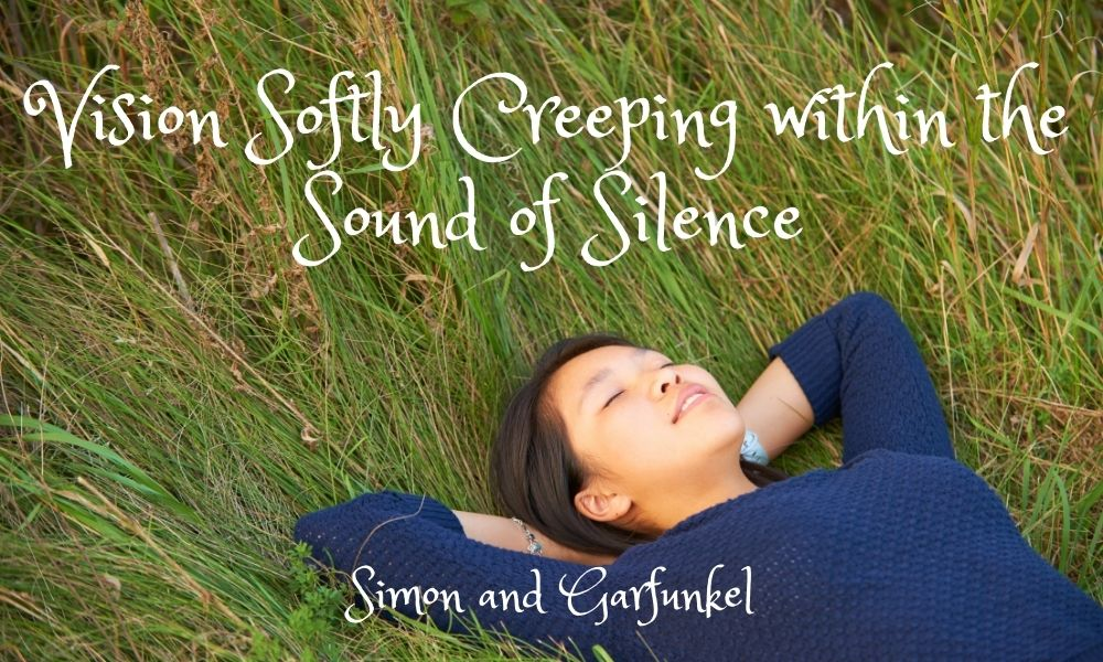 what does the sound of silence mean